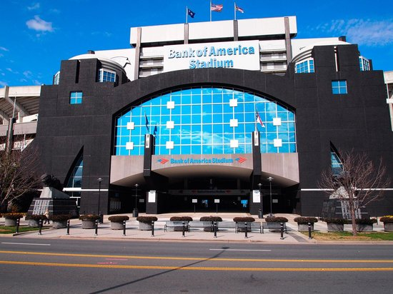 The Bank of America Stadium (Charlotte) - 2018 All You Need to Know