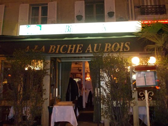 La Cuisine Paris A La Biche Au Bois, Paris - Bercy / Nation - Restaurant