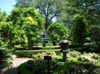 Calhoun Mansion Gardens - Picture of The Calhoun Mansion ...