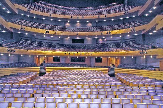 Overture Hall from the stage - Picture of Overture Center for the