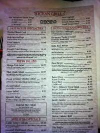 Jacob's Ladder - Picture of Ocean Grill Restaurant, Vero ...