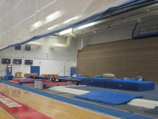 Men\u0027s gymnastic training center - Picture of Olympic Training