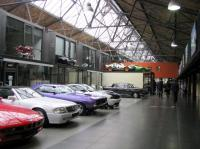 exposition of rare cars - Picture of Classic Remise Berlin ...