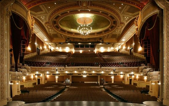 Great show Lousy seating - Review of Hippodrome Theatre