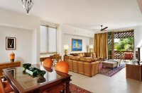 Melia Zanzibar Living Room Zazibar Suite - Bild von Melia ...