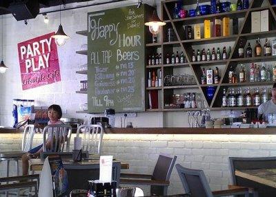Party Play Lifestyle Cafe, Kota Kinabalu - Restaurant ...
