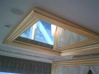 Mirror on the ceiling above the bed :) - Burj Al Arab ...