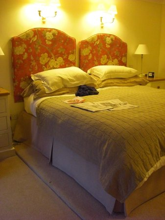 Room 7 - twin or zip linked - very comfy - Picture of The Pheasant