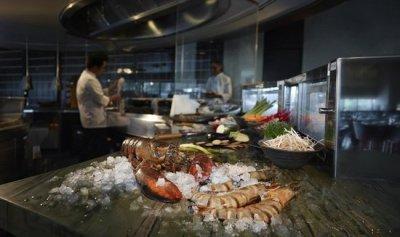 ARMANI/HASHI, Dubai - Downtown - Updated 2019 Restaurant Reviews, Photos & Reservations ...