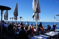 The Patio - Picture of George's at the Cove, La Jolla ...