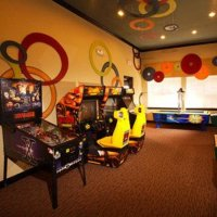 Coral Cay Game Room in Club House