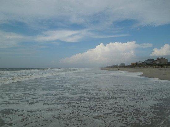 Nice quiet beach - Review of Oak Island Beach, Oak Island, NC
