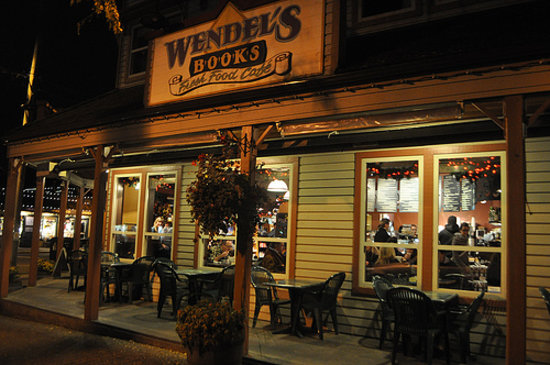 Wendel39s Bookstore Cafe Fort Langley Restaurant
