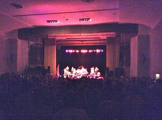 Nice Cozy Theater - Review of Keswick Theatre, Glenside, PA
