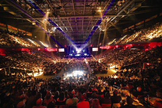 Mohegan Sun Arena (Uncasville) - 2019 All You Need to Know BEFORE