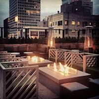 Rooftop Patio - Picture of Drumbar Chicago, Chicago ...