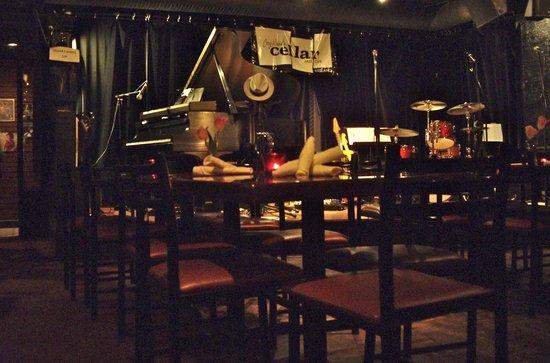 Cellar ... & Cellar Jazz Club - Natashamillerweb