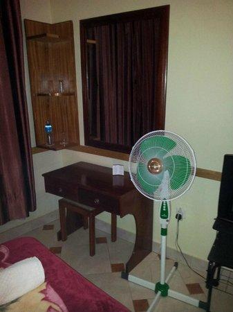 Desk - Picture of J Residence Motel, Entebbe - TripAdvisor