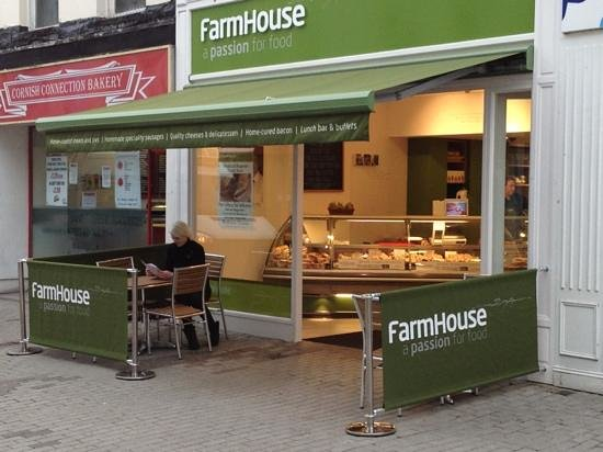 Excellent customer service - Farmhouse deli a passion for food