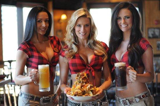 Twin Peaks Girls - Picture of Twin Peaks Restaurants, Greenville - twin peaks girls