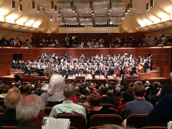 Louise M Davies Symphony Hall (San Francisco) - 2019 All You Need