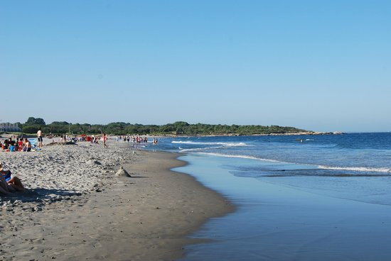 I like Scarborough Beach the best in RI - Review of Scarborough