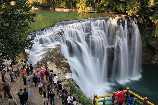 Snoqualmie Falls Wallpaper Shifen Waterfall Walk Area Xinbei Taiwan Top Tips