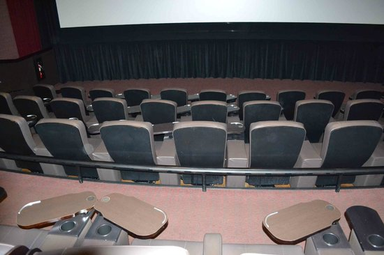 A seating section - Picture of CineBistro, Hampton - TripAdvisor - a seating