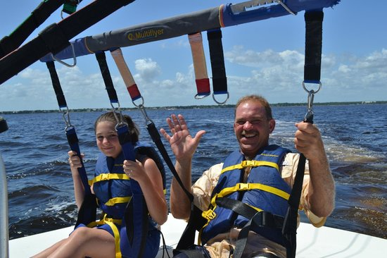 GABBY HAMPTON AND MICHAEL KANE - Picture of Pelican Adventures