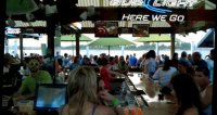 Patio Bar at the Wharfside, Point Pleasant, NJ - Picture ...
