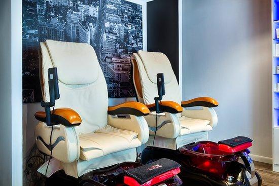 Magique Spa Pedicure Massage Chair Picture Of Milada