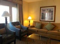 living room - Picture of Marriott's Grande Vista, Orlando ...