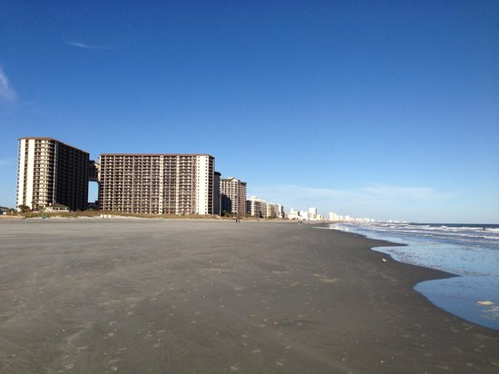 Low Tide Myrtle Beach South Carolina The Best Beaches In The World