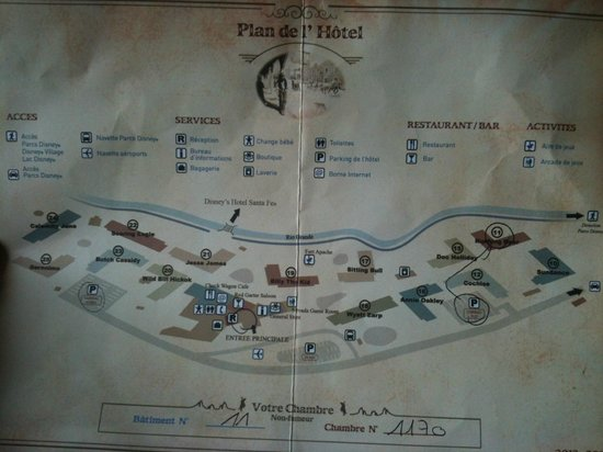 Disneyland Paris Hotel Cheyenne Review Auto Electrical Wiring Diagram
