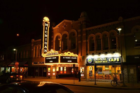 Classic theater - Review of Michigan Theater, Ann Arbor, MI