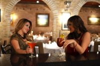 The Patio on Guerra - Girls Night Out - Picture of The ...