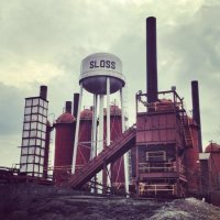 Sloss Furnaces - Picture of Sloss Furnaces National ...