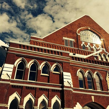 Seating chart decieving!!!! - Review of Ryman Auditorium, Nashville