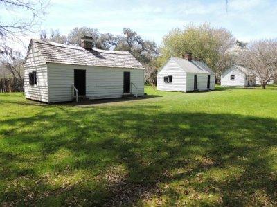 Slave cabins - Picture of Magnolia Plantation & Gardens, Charleston - TripAdvisor