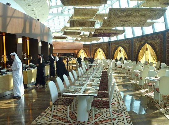 Restaurant Quotflying Carpetquot Picture Of The Torch Doha