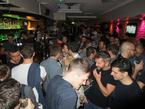 Gay clubs in london on