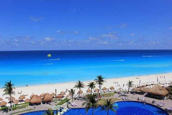 View From 4502 Amazing Picture Of Paradisus Cancun