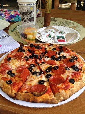 Quotpizza Patioquot Picture Of Curry Village Pizza Patio