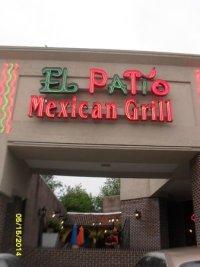 El Patio Mexican Grill, Bristol - Restaurant Reviews ...