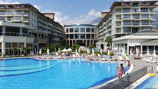 Barut kemer resort hotel picture of barut kemer kemer