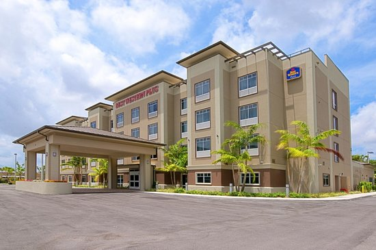 Western Hotel Best Western Plus Miami Airport North Hotel & Suites $108