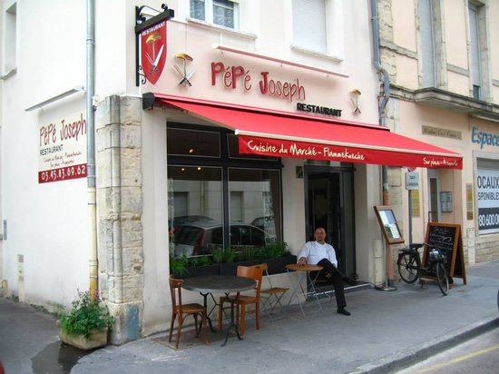 Restaurants Dijon Pepe Joseph Restaurant, Dijon - Restaurant Reviews, Phone