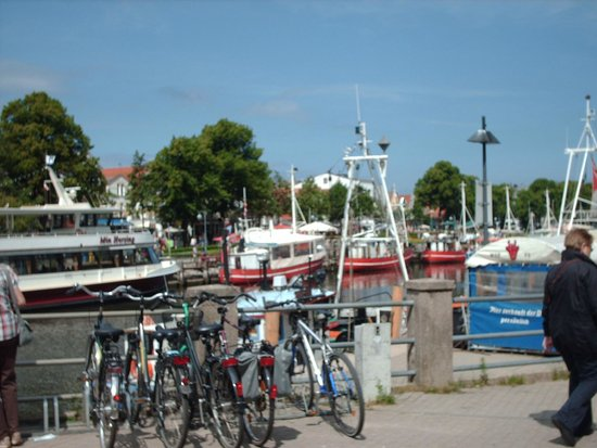 Rostock Shopping Waterfront Shopping In Rostock - Picture Of Rostock Travel