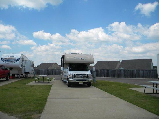 EZ DAZE RV PARK - Campground Reviews (Southaven, MS) - TripAdvisor
