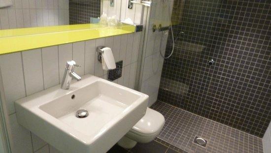 Design Badezimmer (Nur Dusche) - Picture of Quality Hotel - badezimmer nur mit dusche